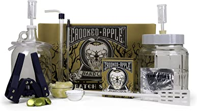 Northern Brewer - Crooked Apple Hard Cider Starter Kit, Makes One Gallon