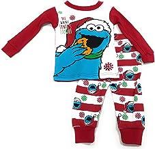 Best cookie monster pajamas baby Reviews