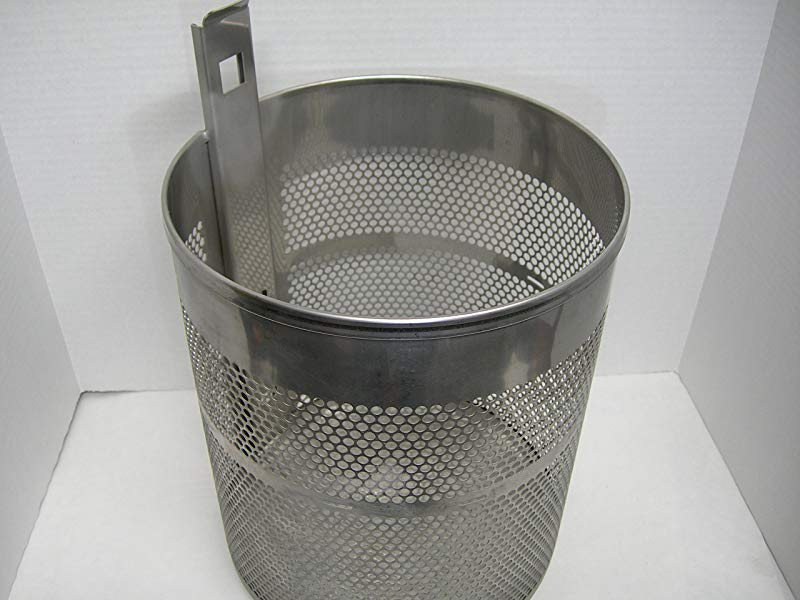 FITS BROASTER MOD 1800 9804 NEW FOOD BASKET ONE TIME USE PERFECT CONDITION IT DOES NOT COME WITH A LIFTER THAT IS A SEPARATE PART WHICH WE DO STOCK