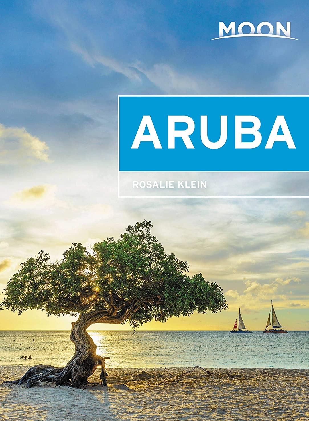 あそこ扱いやすいあそこMoon Aruba (Travel Guide) (English Edition)