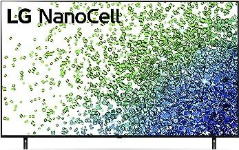"LG NanoCell 80 Series 75"" Alexa Built-in 4k Smart TV (3840 x 2160), 120Hz Refresh Rate, AI-Powered 4K Ultra HD, Dolby Cine..."