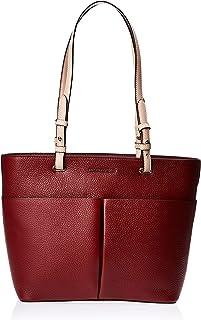 حقيبة متوسطة الحجم لحمل المقتنيات مزودة بجيب بسحاب علوي من مايكل كورس
