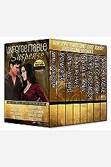 Unforgettable Suspense - Hot and Dangerous (The Unforgettables Book 5) Kindle Edition