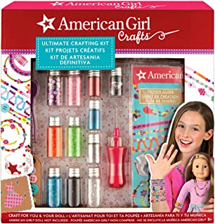 Amazon Com American Girl Craft Kits Arts Crafts Toys Games