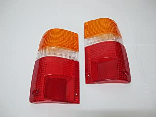 2 X Tail Rear Lights Lens for Toyota Hilux Pickup 89-95