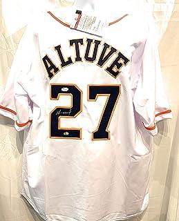 new concept f6c8a 3d438 Amazon.com: Jose Altuve - Jerseys / Sports: Collectibles ...