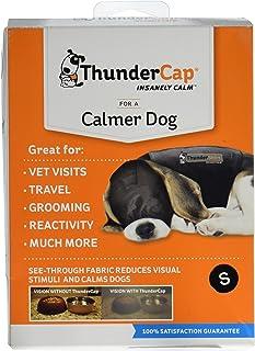 (Small) - ThunderCap Calming Cap For Dogs