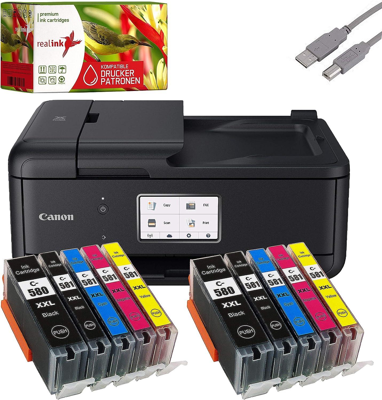 Canon Pixma Tr8550 Tintenstrahldrucker Computer Zubehör