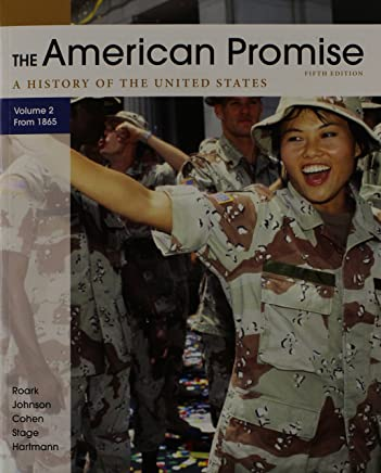 American Promise + Telecourse Student Course Guide-transforming America to Accompany the American Promise 5e V2