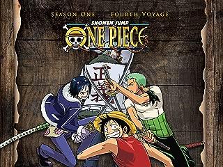 One Piece, Season 1, Fourth Voyage