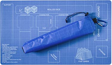Blueprint Destiny for SW Playmat and Playmat Bag- Kit for TCG Card Gaming