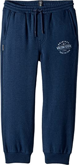 Volcom Kids - Reload Fleece Pants (Toddler/Little Kids)