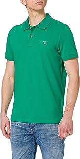 GANT Men's Original Pique Ss Rugger Polo Shirt