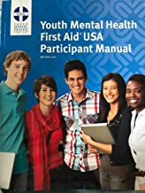 Youth Mental Health First Aid USA Participant Manual