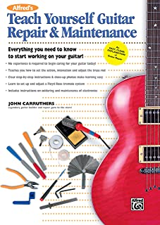 Alfred'S Teach Yourself Guitar Repair&Maintenance