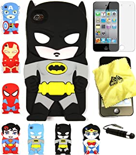 justice ipod touch 4 cases