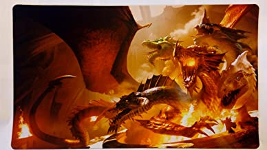Five headed Dragon TCG playmat, gamemat 24