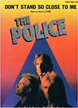 Don't Stand So Close To Me - Recorded by The Police (Sheet Music) Piano Vocal Guitar Sting 1980