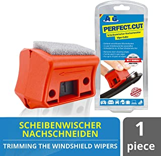 ATG Perfect.Cut Universal Windshield Wiper Regroover I Windshield Wiper Cutter I Wiper Blades I Wiper Blade Sharpener I Tool Kit I Car Kit