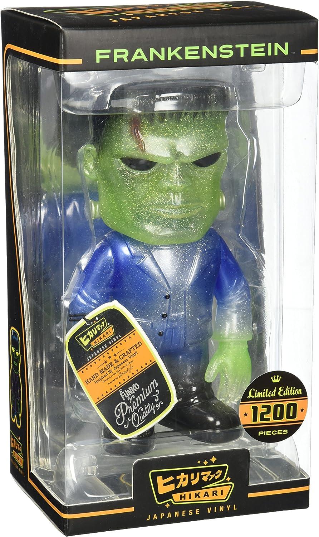 Frankenstein Glitter Shock Hikari Sofubi Vinyl Figure Only 1,200 Pieces Worldwide