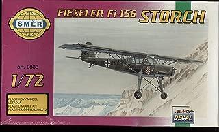 Fieseler Fi-156 Storch 1/72 Airplane Model Kit