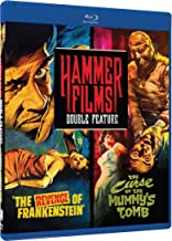 Hammer Film Double Feature: The Revenge of Frankenstein / The Curse Of The Mummy's Tomb