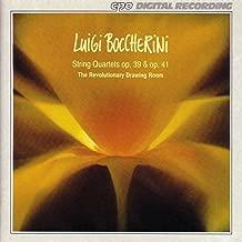 Boccherini: String Quartets, Opp. 39 and 41