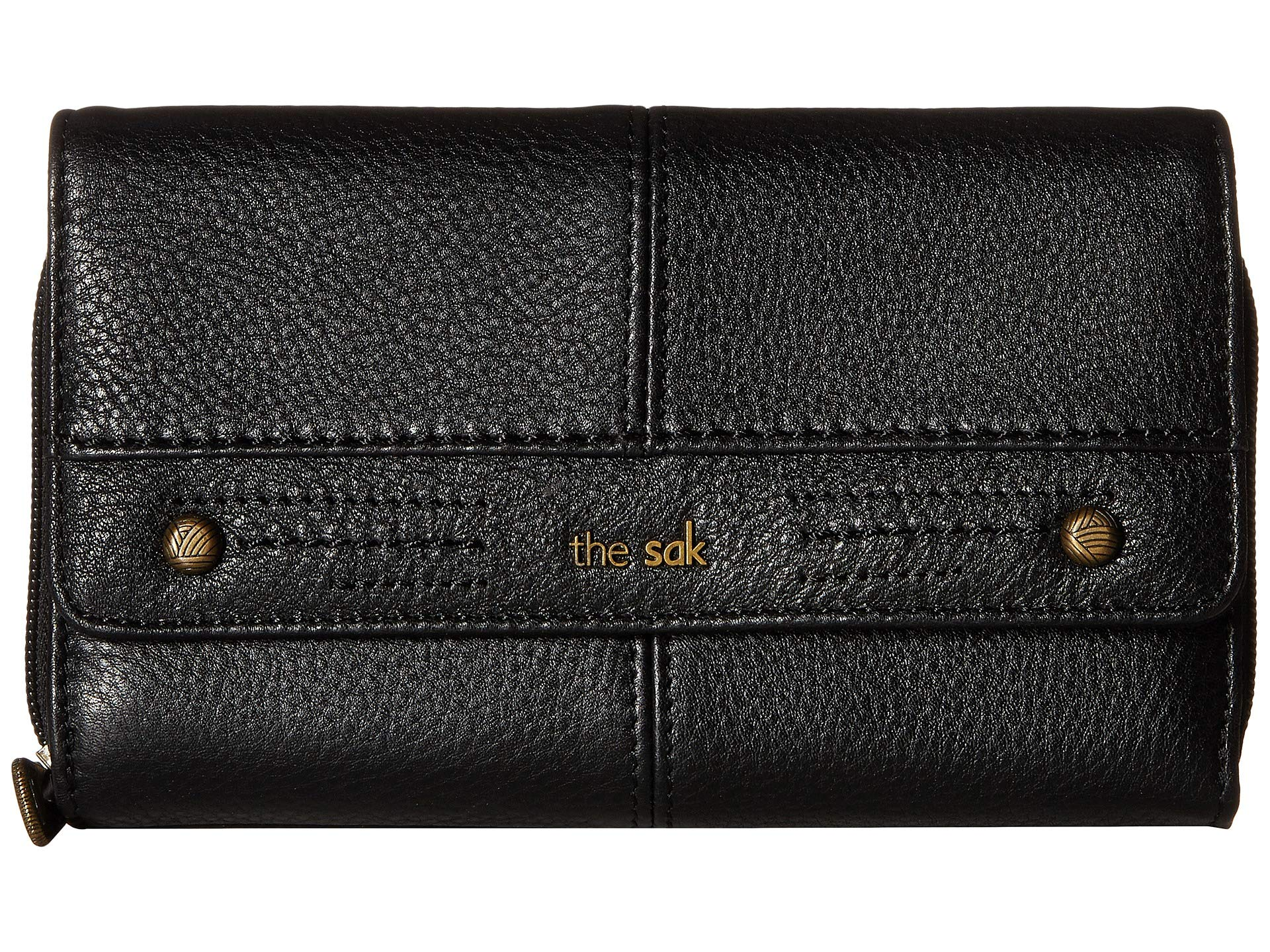 Sequoia Extra Sak The Black Large Wallet CZfHx0qpw