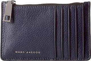 [マークジェイコブス] Marc Jacobs レディース Wingman Card Zip Wallet ウォレット [並行輸入品]