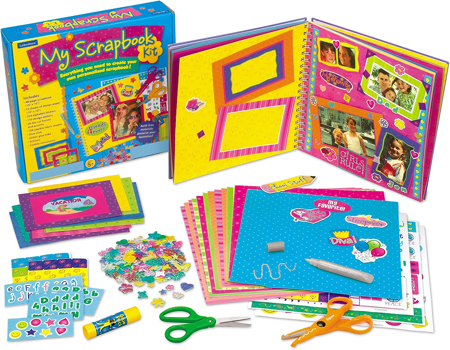 Lakeshore My Clearance SALE! Limited time! Weekly update Kit Scrapbook