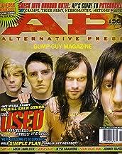 Alternative Press #196 November 2004 ~ the Used / Simple Plan/ Psychobilly