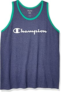 Champion Men's Classic Jersey Graphic Tank