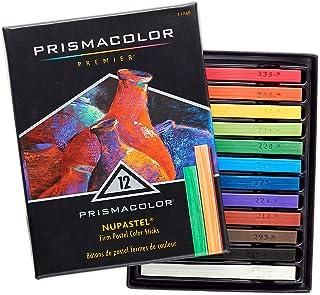 پاستل ، Prismacolor NuPastel Artists Pastels، Assorted Colors، بسته 12