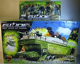 G.I. Joe Movie Pit Mobile Headquarters Playset