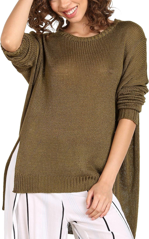 Faithfull The Brand Isabel Knit Khaki Green