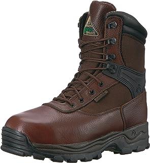 حذاء Rocky FQ0006486 رجالي مقاوم للماء مقاس 22.86 سم مصنوع من الصلب المقاوم للمياه مقاس D