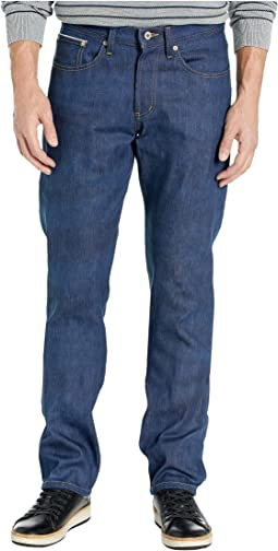 Kasuri Stretch Selvedge