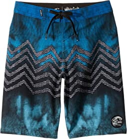 O'Neill Kids Hyperfreak Zigee Superfreak Boardshorts (Big Kids)