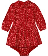 Ralph Lauren Baby - Modal Jersey Pintuck Dress (Infant)