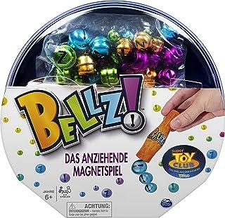 Spin Master Games Spin Master Games Bellz - Das anziehende Magnetspiel für die ganze Familie, 2 - 4 Spieler ab 6 Jahren
