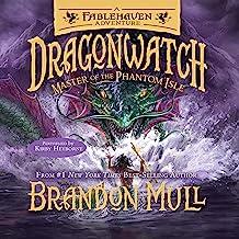 Master of the Phantom Isle: Dragonwatch, Book 3