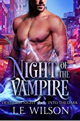 Night of the Vampire (Deathless Night - Into the Dark Book 1) Kindle Edition