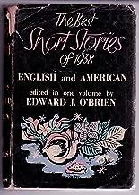 Best Short Stories: 1938