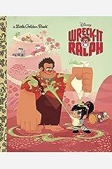 Wreck-It Ralph Little Golden Book (Disney Wreck-it Ralph) Kindle Edition