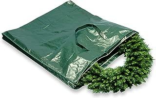 Best wreath storage bags wholesale Reviews