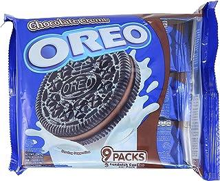 Oreo Chocolate Creme Cookies (9x28.5g) + 2 Free
