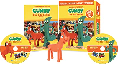 The Adventures of Gumby: 60's Series Volume 1