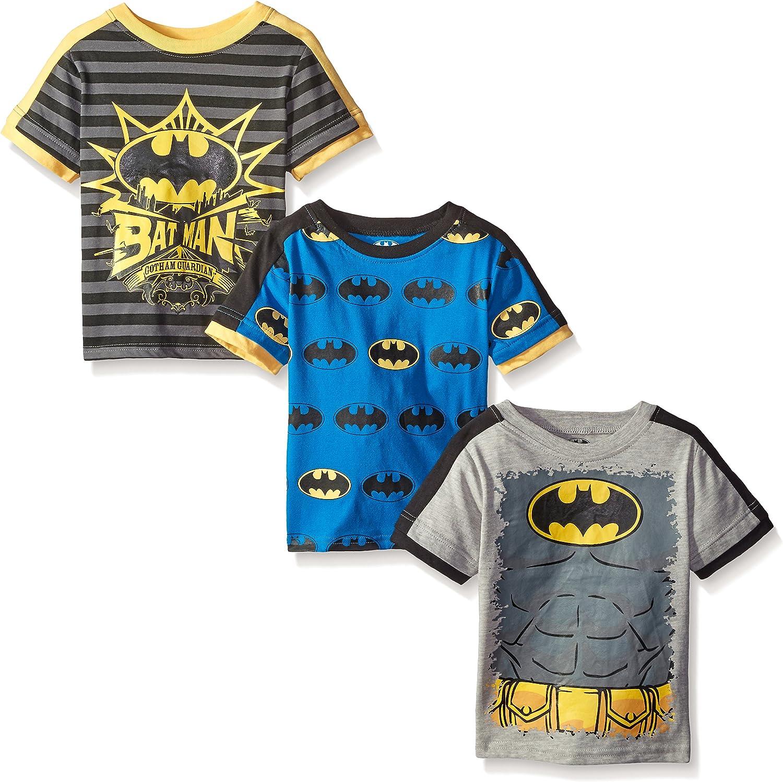Batman Boys' Value Pack T-Shirt