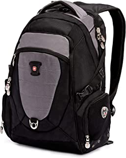 SWISSGEAR 9275 LAPTOP BACKPACK SCHOOL WORK AND TRAVEL - GRAY