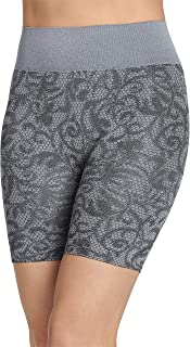 Life Women's 1-Pack Cool Touch Seamfree Microfiber Cooling Jacquard Slipshort 5606